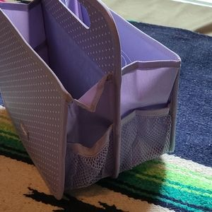 thirty-one Bags - THIRTY-ONE Double Duty Caddy Lavender NIP